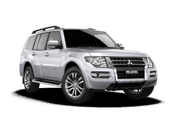 Mitsubishi Pajero 2017  (  or Similar )