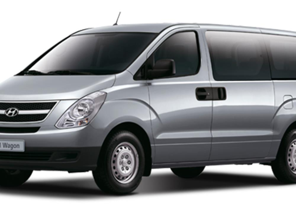 Hyundai  H1 2015  - Or Smilair
