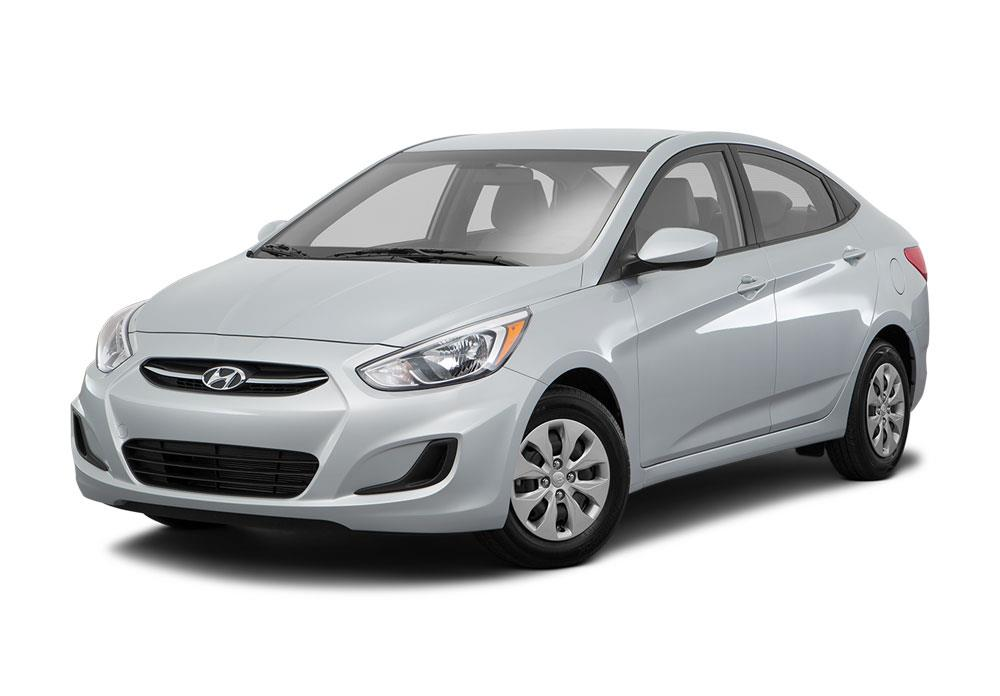 Hyundai Accent 2017 (or similar)