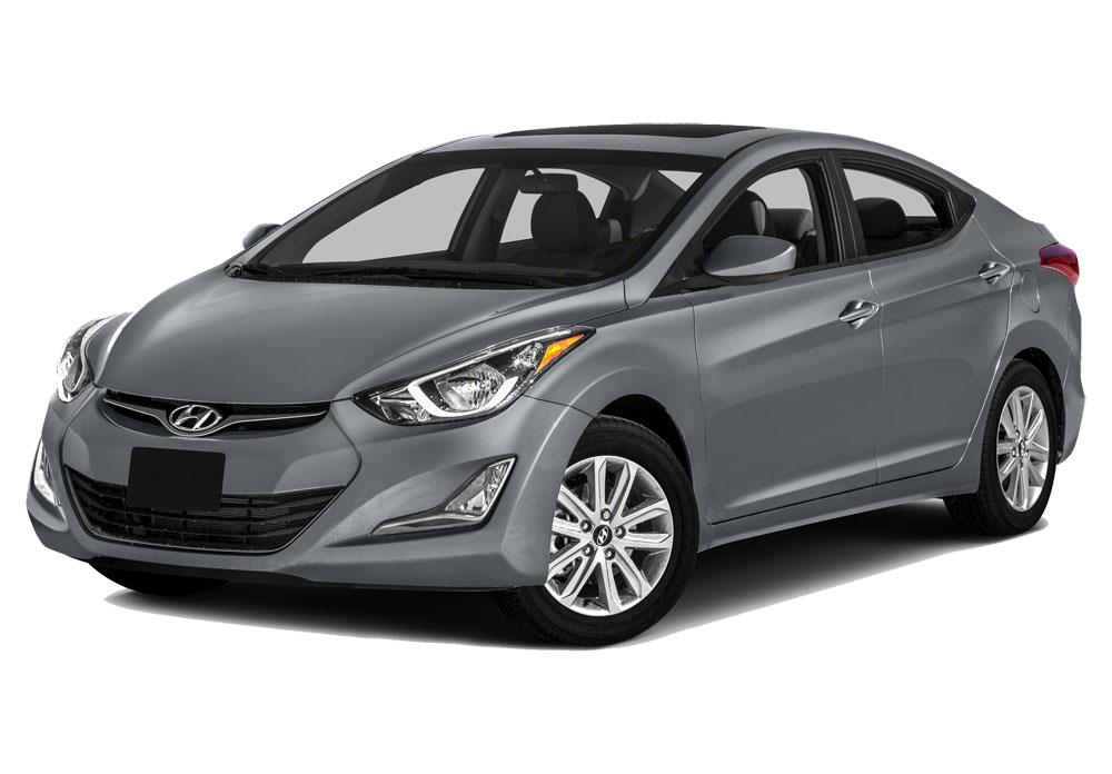 Hyundai Elantra 2014 (or similar)