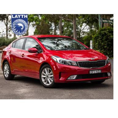 Car Rental in Jordan: Rent a Kia Cerato 2016