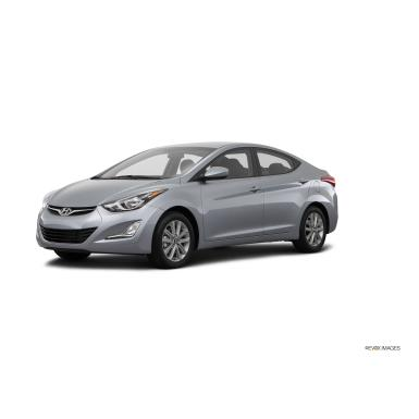 Car Rental in Jordan: Rent a Elantra 2016