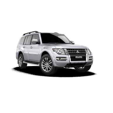 Car Rental in Jordan: Rent a pajero 2014