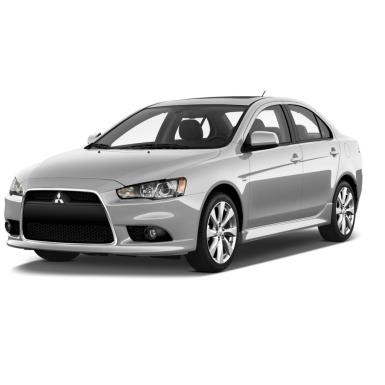 Car Rental in Jordan: Rent a Lancer EX