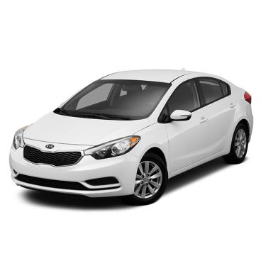 Car Rental in Jordan: Rent a kia cerato 2014