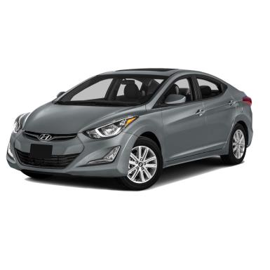 Car Rental in Jordan: Rent a Hyundai Elantra 2014