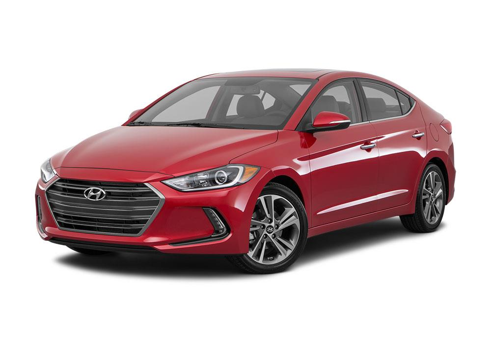 Hyundai Elantra 2017 ( or similar )