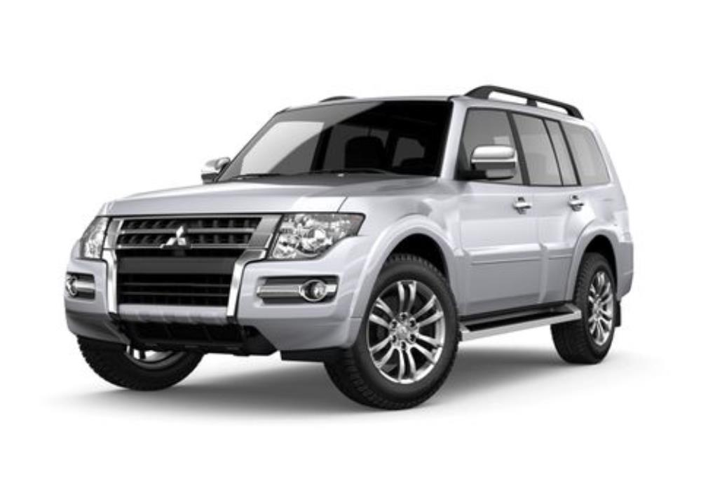 Pajero 2017  ( or similar )