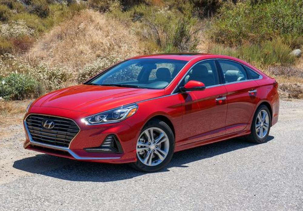 Hyundai Sonata 2018 ( or similar )