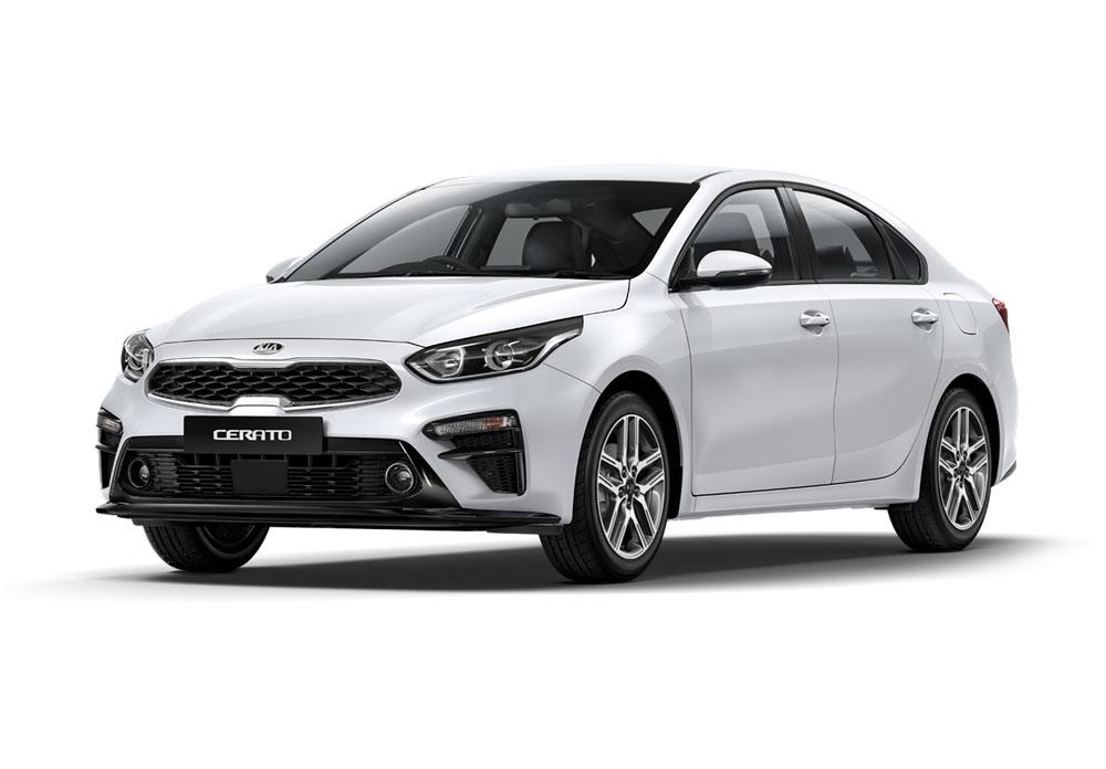 Kia Cerato 2018 ( or similar )