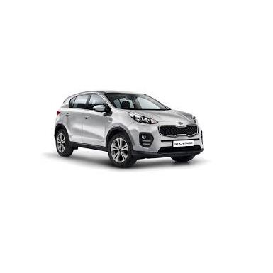 Car Rental in Jordan: Rent a kia sportage 2019
