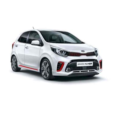 Car Rental in Jordan: Rent a Kia Picanto