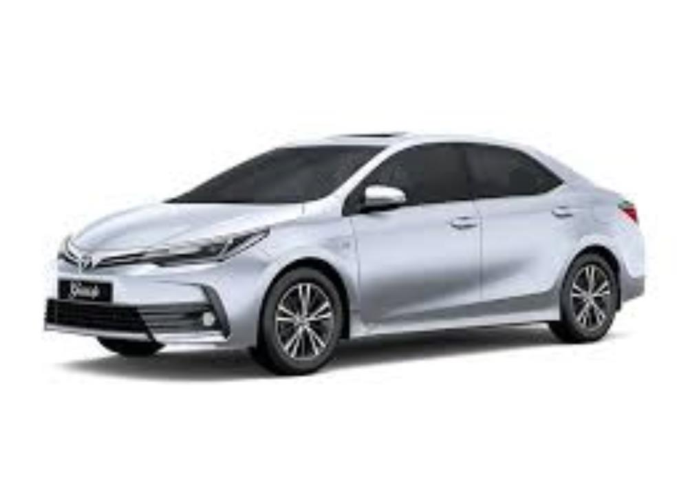 TOYOTA Corolla 2019 ( or similar )